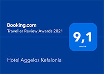 Booking.com Badge 9.1